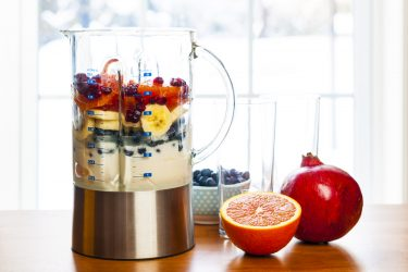 Blender fruit