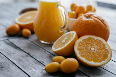 smoothie kumquat